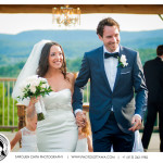 le belvedere wedding ceremony - Ottawa Wedding Photographer