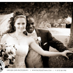 Strong Sepia Wedding Photographs - Ottawa Wedding Photographer