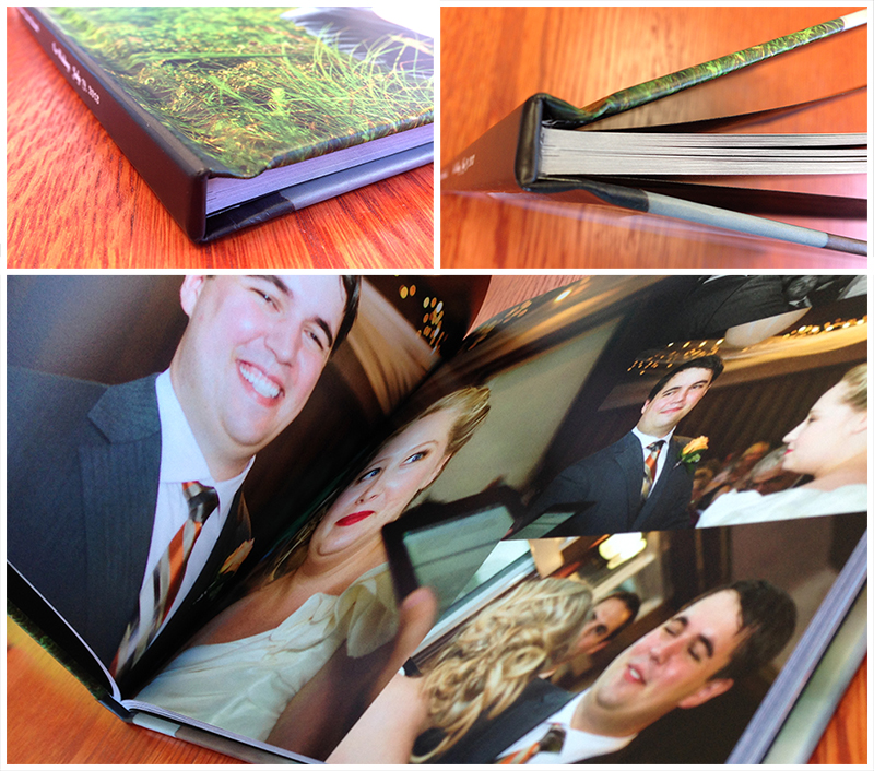 Ottawa Wedding Photo Book
