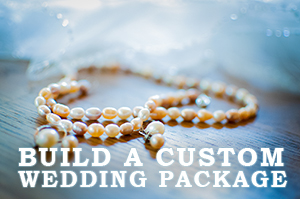 why build a wedding package