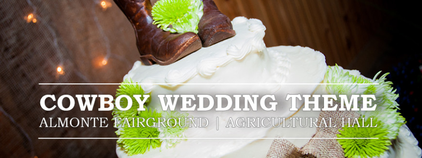 Ottawa Cowboy Wedding Theme - Ottawa Photographer