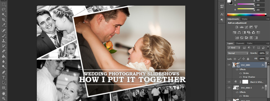 Ottawa Wedding Slideshow Services - Wedding Blog