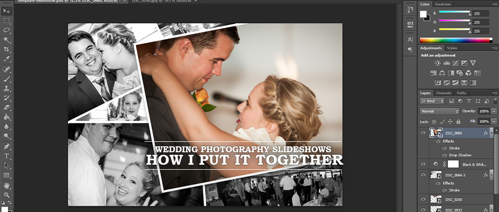 Ottawa Wedding Slideshow Services - Wedding Blog