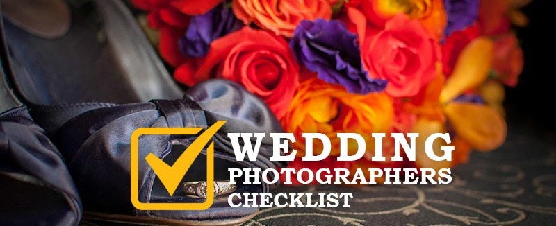 Ottawa Wedding Photographer's Checklist